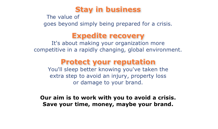 Stay in business